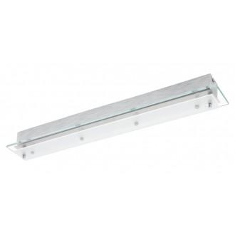 EGLO 93887 | Fres-LED Eglo zidna, stropne svjetiljke svjetiljka 4x LED 2040lm 3000K krom, saten, prozirna