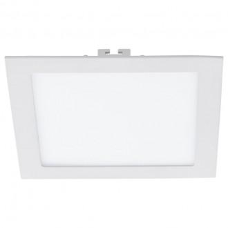 EGLO 94069 | Fueva_1 Eglo ugradbene svjetiljke LED panel četvrtast 225x225mm 1x LED 2080lm 4000K bijelo