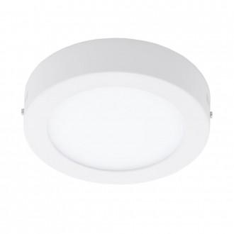 EGLO 94071 | Fueva_1 Eglo zidna, stropne svjetiljke LED panel okrugli 1x LED 1200lm 3000K bijelo