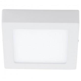 EGLO 94074 | Fueva_1 Eglo zidna, stropne svjetiljke LED panel četvrtast 1x LED 1350lm 4000K bijelo