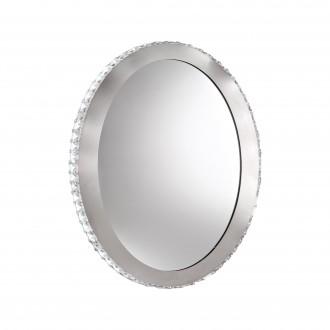 EGLO 94085 | Toneria Eglo zidna svjetiljka okrugli 1x LED 3600lm 4000K krom, prozirna