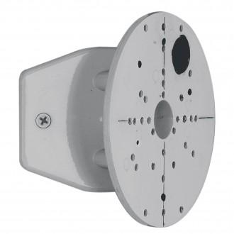 EGLO 94112 | Corner Eglo zidna rezervni dijelovi, moztaža za ćošak srebrno