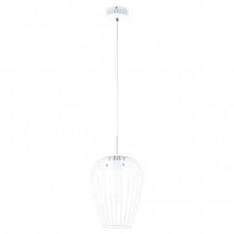 EGLO 94337 | Vencino Eglo visilice svjetiljka 1x LED 930lm 3000K bijelo, krom