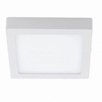 EGLO 94537 | Fueva_1 Eglo stropne svjetiljke LED panel četvrtast 1x LED 2600lm 3000K bijelo