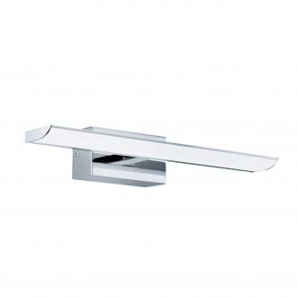 EGLO 94612 | Tabiano Eglo ovetljenje ogledala svjetiljka 2x LED 600lm 4000K krom, bijelo