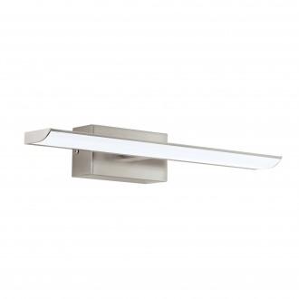 EGLO 94614 | Tabiano Eglo ovetljenje ogledala svjetiljka 2x LED 600lm 4000K poniklano mat, bijelo