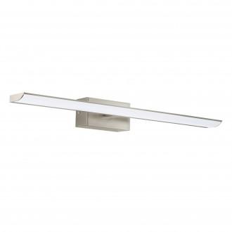 EGLO 94615 | Tabiano Eglo ovetljenje ogledala svjetiljka 3x LED 900lm 4000K poniklano mat, bijelo