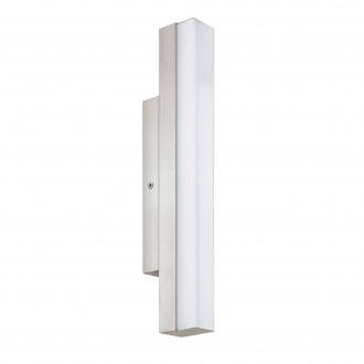 EGLO 94616   Torretta Eglo zidna svjetiljka 1x LED 770lm 4000K IP44 poniklano mat, bijelo