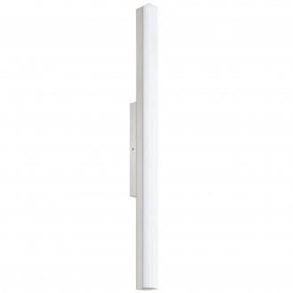 EGLO 94618 | Torretta Eglo zidna svjetiljka 1x LED 2200lm 4000K IP44 poniklano mat, bijelo