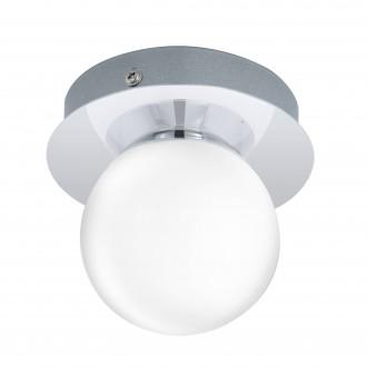 EGLO 94626 | Mosiano Eglo zidna, stropne svjetiljke svjetiljka 1x LED 340lm 3000K IP44 krom, bijelo
