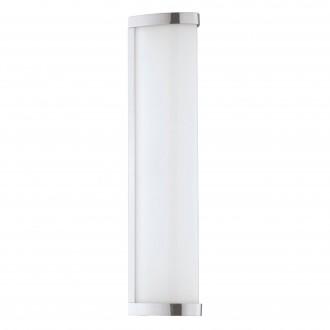 EGLO 94712 | Gita-2-LED Eglo zidna, stropne svjetiljke svjetiljka 1x LED 900lm 4000K IP44 krom, bijelo