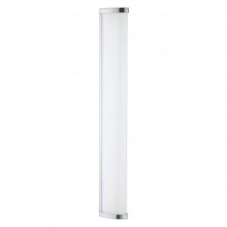 EGLO 94713 | Gita-2-LED Eglo zidna, stropne svjetiljke svjetiljka 1x LED 1700lm 4000K IP44 krom, bijelo