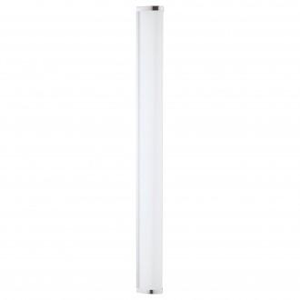 EGLO 94714 | Gita-2-LED Eglo zidna, stropne svjetiljke svjetiljka 1x LED 2600lm 4000K IP44 krom, bijelo