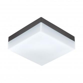 EGLO 94872   Sonella Eglo zidna, stropne svjetiljke svjetiljka oblik cigle 1x LED 820lm 3000K IP44 antracit, bijelo
