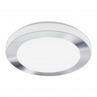 EGLO 95283 | Carpi-LED Eglo zidna, stropne svjetiljke svjetiljka 1x LED 1500lm 3000K IP44 krom, bijelo
