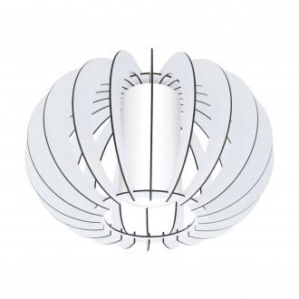 EGLO 95605 | Stellato Eglo stropne svjetiljke svjetiljka 1x E27 bijelo