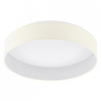 EGLO 95627 | EGLO-Smart-Palomaro-S Eglo stropne svjetiljke smart rasvjeta jačina svjetlosti se može podešavati, sa podešavanjem temperature boje 1x LED 1900lm 2700 <-> 5000K bijelo, krem