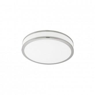 EGLO 95683 | Palermo-3 Eglo zidna, stropne svjetiljke svjetiljka jačina svjetlosti se može podešavati, sa podešavanjem temperature boje 1x LED 2100lm 2700 - 4500 - 6000K bijelo, krom