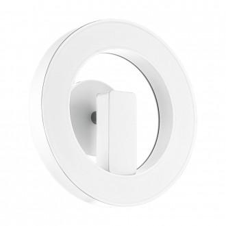 EGLO 95905 | EGLO-Smart_Alvendre-S Eglo zidna, stropne svjetiljke smart rasvjeta jačina svjetlosti se može podešavati, sa podešavanjem temperature boje 1x LED 1100lm 2700 <-> 5000K bijelo, krom
