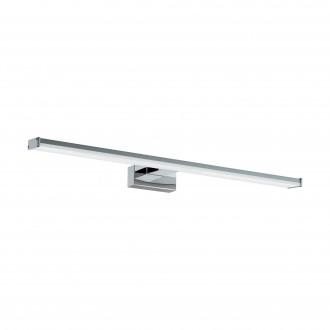 EGLO 96065   Pandella-1 Eglo zidna svjetiljka 1x LED 1350lm 4000K IP44 krom, srebrno, bijelo