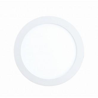 EGLO 96166   Fueva-1 Eglo ugradbene svjetiljke LED panel okrugli Ø170mm 1x LED 1350lm 4000K IP44 bijelo