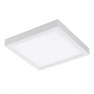 EGLO 96169 | Fueva-1 Eglo zidna, stropne svjetiljke LED panel četvrtast 1x LED 2600lm 3000K IP44 bijelo