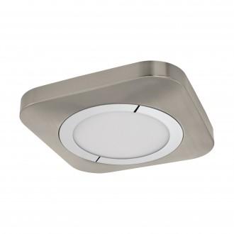 EGLO 96395 | Puyo Eglo zidna, stropne svjetiljke svjetiljka 1x LED 1600lm 3000K poniklano mat, krom, bijelo