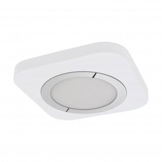 EGLO 96396 | Puyo Eglo zidna, stropne svjetiljke svjetiljka 1x LED 1600lm 3000K krom, bijelo