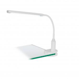 EGLO 96434 | Laroa Eglo svjetiljke sa štipaljkama svjetiljka sa tiristorski dodirnim prekidačem fleksibilna, jačina svjetlosti se može podešavati 1x LED 550lm 4000K bijelo