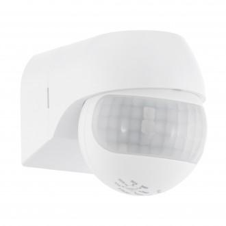 EGLO 96452 | Eglo sa senzorom PIR 180° elementi koji se mogu okretati IP44 bijelo