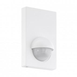 EGLO 96457 | Eglo sa senzorom PIR 180° IP44 bijelo