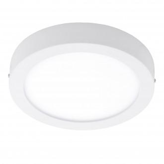 EGLO 96491 | Argolis Eglo zidna, stropne svjetiljke svjetiljka okrugli 1x LED 1600lm 3000K IP44 bijelo