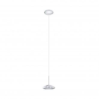 EGLO 96507 | Tarugo Eglo visilice svjetiljka jačina svjetlosti se može podešavati 1x LED 650lm 3000K krom, bijelo