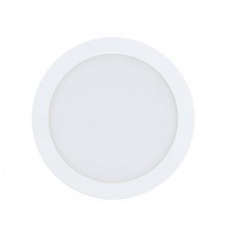 EGLO 96668 | EGLO-Connect-Fueva Eglo ugradbene svjetiljke smart rasvjeta okrugli jačina svjetlosti se može podešavati, sa podešavanjem temperature boje, promjenjive boje Ø225mm 1x LED 2000lm 2700 <-> 6500K bijelo