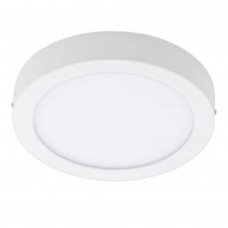 EGLO 96669 | EGLO-Connect-Fueva Eglo zidna, stropne svjetiljke smart rasvjeta okrugli jačina svjetlosti se može podešavati, sa podešavanjem temperature boje, promjenjive boje 1x LED 2000lm 2700 <-> 6500K bijelo