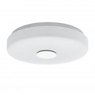 EGLO 96819 | EGLO-Connect_Beramo Eglo zidna, stropne svjetiljke smart rasvjeta okrugli jačina svjetlosti se može podešavati, promjenjive boje 1x LED 2100lm 2700 <-> 6500K bijelo