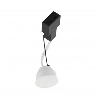 EGLO 96899 | GU10/MR16 Eglo LED modul svjetiljka okrugli 1x LED 400lm 3000K bijelo, saten