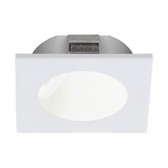 EGLO 96901 | Zarate Eglo ugradbena svjetiljka 80mm 1x LED 200lm 3000K bijelo