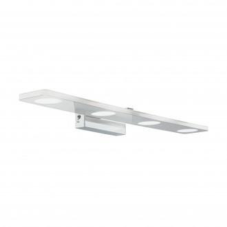 EGLO 96938 | Cabus Eglo zidna svjetiljka 4x LED 1680lm 3000K IP44 krom, bijelo