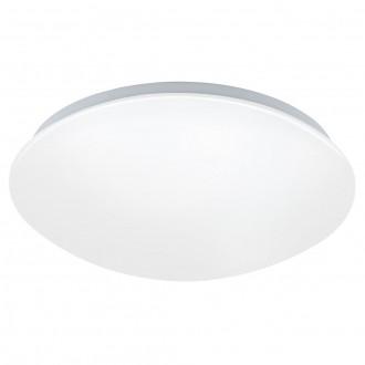 EGLO 97102 | Giron-M Eglo zidna, stropne svjetiljke svjetiljka okrugli sa senzorom 1x LED 1700lm 3000K bijelo