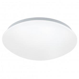 EGLO 97103 | Giron-M Eglo zidna, stropne svjetiljke svjetiljka okrugli sa senzorom 1x LED 2400lm 3000K bijelo