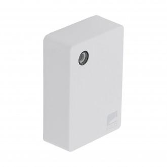 EGLO 97418 | Eglo svjetlosni senzor - sumračni prekidač pribor IP44 bijelo