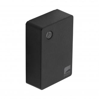 EGLO 97419 | Eglo svjetlosni senzor - sumračni prekidač pribor IP44 crno