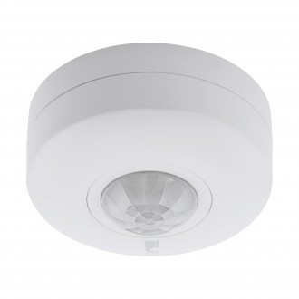 EGLO 97421 | Eglo sa senzorom PIR 360° IP44 bijelo