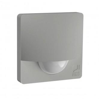 EGLO 97465 | Eglo sa senzorom PIR 180° elementi koji se mogu okretati IP44 crno