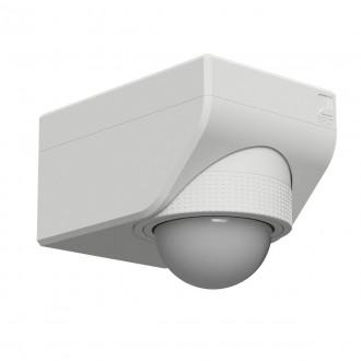 EGLO 97466 | Eglo sa senzorom PIR 360° svjetlosni senzor - sumračni prekidač IP44 bijelo