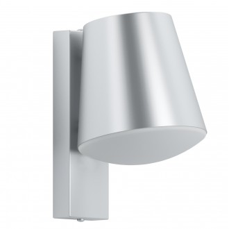 EGLO 97484 | EGLO-Connect-Caldiero Eglo zidna smart rasvjeta 1x E27 806lm 3000K IP44 krom, bijelo