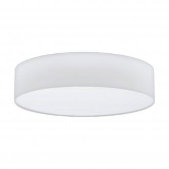 EGLO 97611 | Eglo-Pasteri-W Eglo stropne svjetiljke svjetiljka 3x E27 bijelo mat, nikel