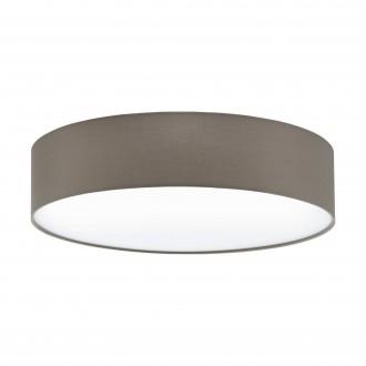 EGLO 97612 | Eglo_Pasteri_T Eglo stropne svjetiljke svjetiljka 3x E27 mat taupe, bijelo