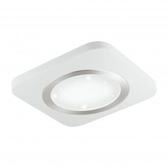 EGLO 97658 | Puyo-S Eglo zidna, stropne svjetiljke svjetiljka 1x LED 1700lm 3000K bijelo, učinak kristala